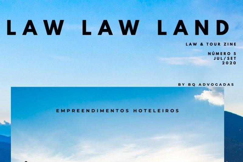 capa Law Law Land nº 5 - BQ Advogadas