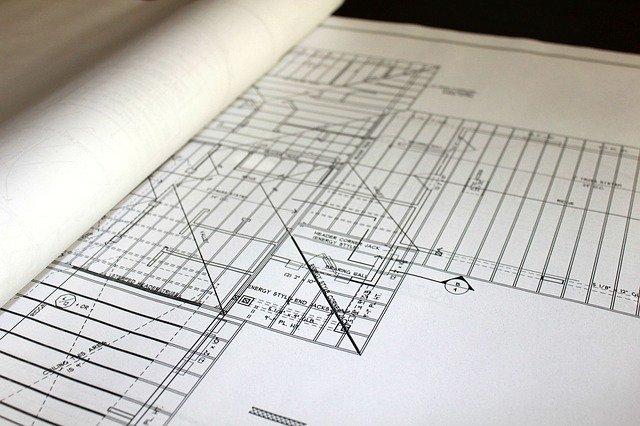 Planta de edificio para complementar o artigo sobre benficios fiscais para construção e rendas acessíveis